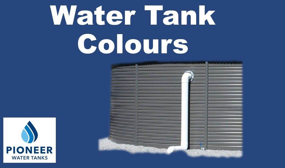 Pioneer-water-tank-colour-range