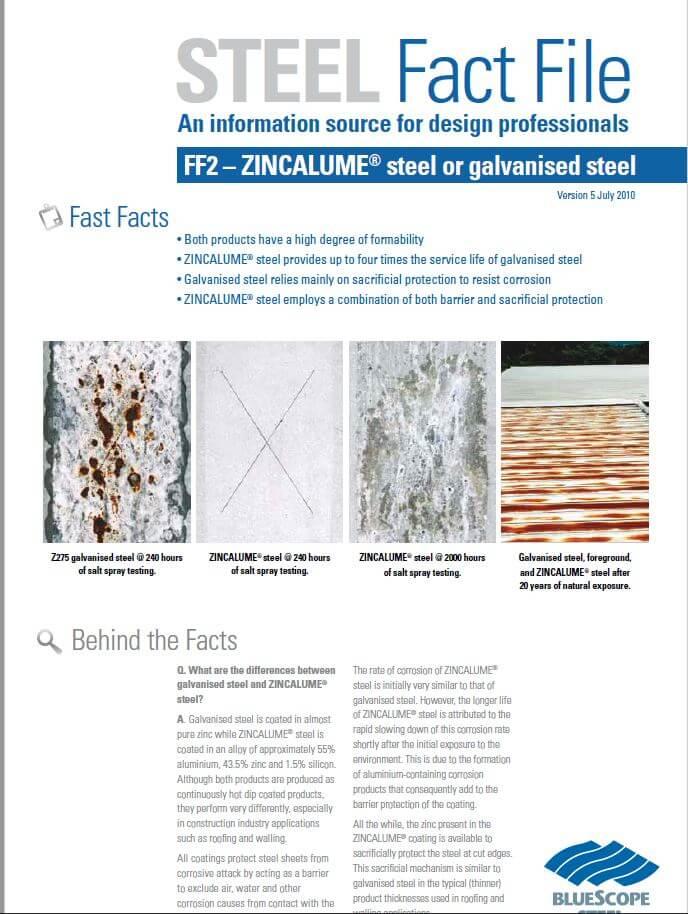 pioneer-water-tanks-zincalume-verses-galvanised-steel-facts